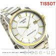 ティソ T-クラシック チタニウム オートマチック 40mm T087.407.55.037.00 TISSOT 腕時計