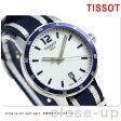 ティソ T-スポーツ クイックスター ナト 40mm メンズ 腕時計 T095.410.17.037.01 TISSOT