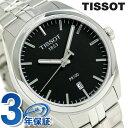 ティソ T-クラシック PR 100 39mm メンズ 腕時計 T101.410.11.051.00...