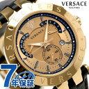 ヴェルサーチ 時計 メンズ VERSACE 腕時計 Vレース クロノグラフ 42MM 23C80D9...