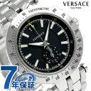 ヴェルサーチ 時計 メンズ VERSACE 腕時計 Vレース 42MM クロノグラフ VAH0100...