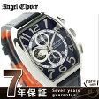 エンジェルクローバー ダブル プレイ クロノグラフ DP38SNV-NV Angel Clover 腕時計 ネイビー