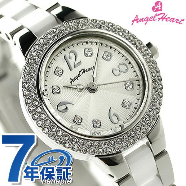 エンジェルハート ラブスポーツ レディース 腕時計 WL27CZ Angel Heart シルバー×ホワイト【対応】 [新品][7年保証][送料無料]