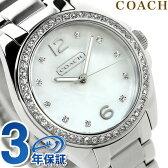コーチ COACH コーチ レディース 腕時計 トリステン クリスタル 14501656