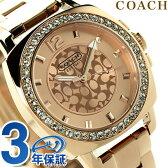 コーチ ボーイフレンド ミニ レディース 腕時計 14501701 COACH クオーツ ピンクゴールド