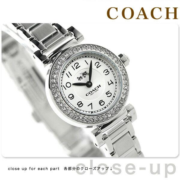 コーチ COACH コーチ レディース 腕時計 マディソン 14502402 【コーチ coach 時計】[新品][1年保証][送料無料]