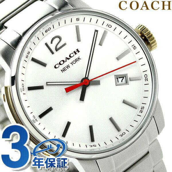 コーチ COACH コーチ メンズ 腕時計 ブリーカー 14601523 【コーチ coach 時計】[新品][1年保証][送料無料]