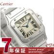 【6月末入荷予定分 予約受付中♪】カルティエ Cartier カルティエ サントスガルベ W20056D6 レディース