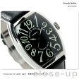 【すぐ使える1万円OFFクーポン付】フランク ミュラー カサブランカ 自動巻き メンズ 6850-AT-BLK-BLK FRANCK MULLER 腕時計 ブラック