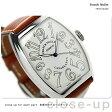 【すぐ使える1万円OFFクーポン付】フランク ミュラー カサブランカ 自動巻き メンズ 6850-AT-BR-WH FRANCK MULLER 腕時計 ホワイト×ブラウン【あす楽対応】