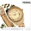 フォッシル セシール クオーツ レディース 腕時計 AM4578 FOSSIL ローズゴールド【あす楽対応】