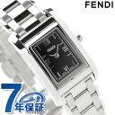 フェンディループレディース腕時計F775210JFENDIクオーツブラック新品