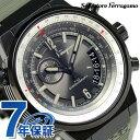 フェラガモ エフエイティ パイロット クロノグラフ 腕時計 FQ2010013 Salvatore