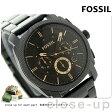 フォッシル マシーン クロノグラフ メンズ 腕時計 FS4682 FOSSIL クオーツ ブラウン×ブラック【あす楽対応】
