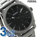 フォッシル マシーン クオーツ レディース 腕時計 FS4774 FOSSIL ブラック×ガンメタル【あす楽対応】