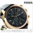 フォッシル タウンズマン クロノグラフ メンズ 腕時計 FS5097 FOSSIL ガンメタル×ブラック【あす楽対応】