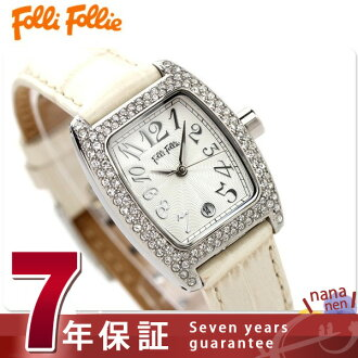 Folli follie watch Folli Follie ladies zirconia election eat 8 models