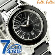 Folli Follie フォリフォリ 腕時計 レディース 替えベゼル付 セラミック ブラック WF0A033BDK