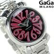ガガミラノ クオーツ 35MM 6020.3 スイス製 マヌアーレ 腕時計 GaGa MILANO MANUALE【あす楽対応】