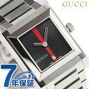 グッチ 時計 ボーイズ 111 アナログ ブラック GUCCI YA111402