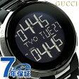 ショッピンググッチ グッチ アイグッチ XL メンズ 腕時計 YA114205 GUCCI ブラック【あす楽対応】
