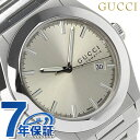 グッチ 時計 メンズ GUCCI 腕時計 パンテオン 自動巻き シルバー YA115202