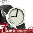 イッセイミヤケ 腕時計 レディース トゥエルブ グレー×ブラックレザー ISSEY MIYAKE SILAP018【あす楽対応】