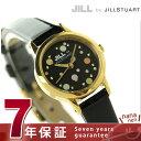 ジル バイ ジルスチュアート ラブ ドット レディース SILDAD01 JILL by JILLSTUART 腕時計 ブラック
