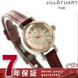 【1000円OFFクーポン付♪】JILL STUART ファセットジェム ジルスチュアートレザー レディース 腕時計 SILDZ002