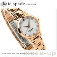 ケイトスペード ニューヨーク 腕時計 レディース グラマシー ミニ ホワイトシェル×ピンクゴールド KATE SPADE NEW YORK 1YRU0191【あす楽対応】