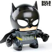 クロック バットマン 目覚まし時計 2020053 BULBBOTZ【あす楽対応】