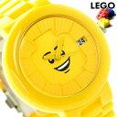 レゴウォッチ ハピネス イエロー ユニセックス 腕時計 9007347 LEGO【あす楽対応】