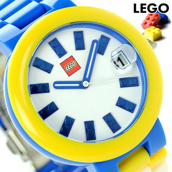 レゴウォッチ ブリック ブルー ユニセックス 腕時計 9008016 LEGO
