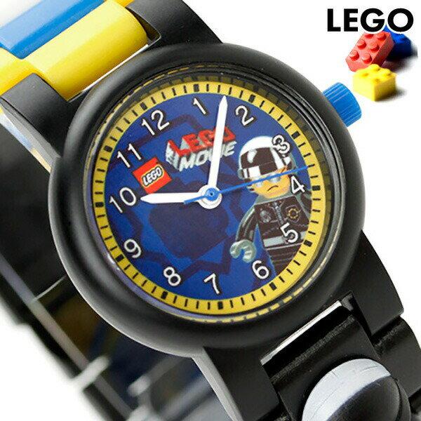 レゴウォッチ レゴ ザ ムービー バッドコップ 子供用 腕時計 8020226 LEGO