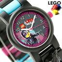 腕時計 キッズ 子供用 レゴウォッチ レゴ ザ ムービー ワイルドスタイル 8020233 LEGO 時計【あす楽対応】