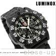 ルミノックス ネイビー シールズ カラーマークシリーズ クロノグラフ 3082 LUMINOX メンズ 腕時計 クオーツ オールブラック×ホワイト