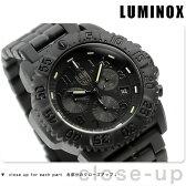 ルミノックス ネイビー シールズ カラーマークシリーズ クロノグラフ 3082.BO LUMINOX メンズ 腕時計 クオーツ ブラックアウト
