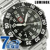 ルミノックス ネイビー シールズ スチール カラーマーク 腕時計 ブラック LUMINOX 3152