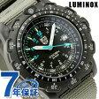 ルミノックス フィールド スポーツ リーコン ポイントマン キロメートル 腕時計 ブラック×グレーナイロン LUMINOX 8823KM