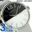 マーク バイ マーク ジェイコブス ペギー レディース MBM1366 MARC by MARC JACOBS 腕時計 ブラック×ホワイト