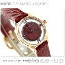 マーク バイ マーク ジェイコブス ティザー 25 MBM1382 MARC by MARC JACOBS 腕時計 ワインレッド【あす楽対応】
