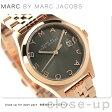 マーク バイ マーク ジェイコブス ザ スリム 31mm MBM3352 MARC by MARC JACOBS レディース 腕時計 クオーツ ブラウン×ローズゴールド