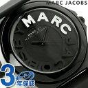 マーク バイ マーク ジェイコブス スローン レディース MBM4025 MARC by MARC JACOBS 腕時計 オールブラック【あす楽対応】