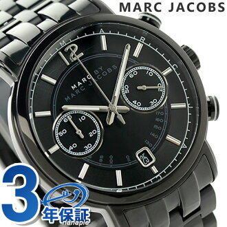 Mark by Mark Jacobs Fergus chronograph MBM5065 MARC by MARC JACOBS men's watch Quartz Black