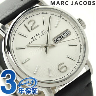 Mark by Mark Jacobs Fergus mens MBM5076 MARC by MARC JACOBS watch Quartz White x black