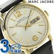 マーク バイ マーク ジェイコブス ファーガス メンズ MBM5081 MARC by MARC JACOBS 腕時計 クオーツ ホワイト×ブラック