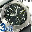マーク バイ マーク ジェイコブス ラリー クロノグラフ MBM5084 MARC by MARC JACOBS メンズ 腕時計 ネイビー