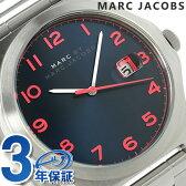 マーク バイ マーク ジェイコブス ジミー メンズ 腕時計 MBM5085 MARC by MARC JACOBS クオーツ ブルー