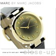 マーク バイ マーク ジェイコブス ドッティ 34 レディース MJ1409 MARC by MARC JACOBS 腕時計 ゴールド×ブラック【あす楽対応】