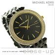 マイケルコース ダーシー クオーツ レディース 腕時計 MK3322 MICHAEL KORS ブラック